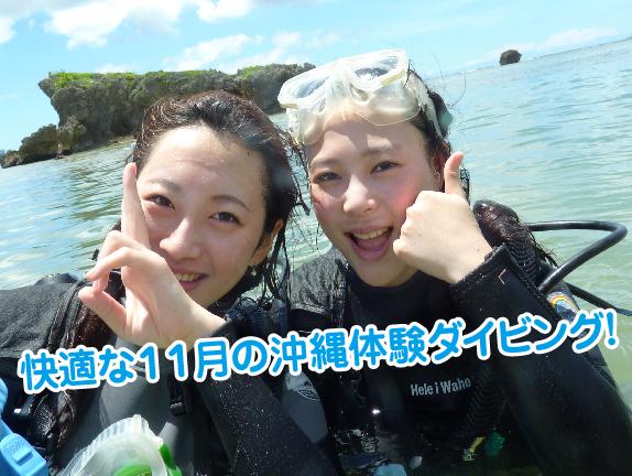 11月も快適なダイビング-01